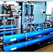 Водоподготовка промышленная фото