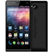 Смартфон Highscreen Verge Black (Витринный) фото