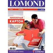 Переплетный картон Lomond 303х426мм, толщина 2мм, 10 листов 1511002 фото