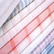 Ткань льняная фото