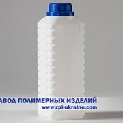 Бутылка для биохимии прямоугольная K-01 фото