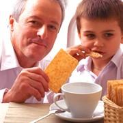 Вафельный хлеб фото