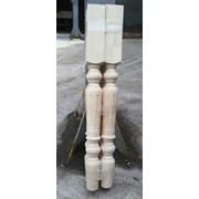 Деревянные ножки - сосна, дуб, бук, ясень фото