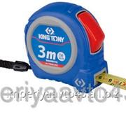 Рулетка измерительная 3 м, магнитный крюк KING TONY 79094-03M фото