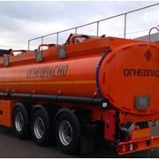 Аренда бензовоза 5-30 куб метров. В Екатеринбурге, фото