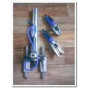 Пневмоинструмент для обработки пластика фото