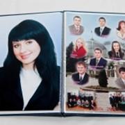 Выпускной альбом (для университетов и институтов, школ, детских садов) фото