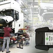 Дилерский интерфейс Volvo VOCOM фото