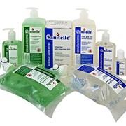 Антисептики Sanitelle для профессионального использования. фото