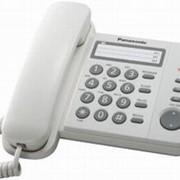Телефон Panasonic KX-TS2352RUW, опт фото