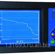 Измеритель-архиватор температуры Термодат-18Е5 - 1 универсальный вход, 1 дискретный вход, 1 транзисторный выход, 1 релейно-симисторный выход, 3 реле, интерфейс RS485, архивная память, USB-разъем фото