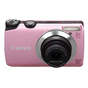 Фотоаппараты, Canon PowerShot A3300 Pink фото