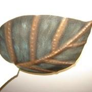 Люстра кованая(Яблочный лист) фото