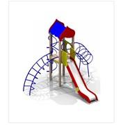 Детский игровой комплекс Н г.=1,2 нерж. (5521) фото