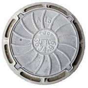 Люки чугунные тип Л ГОСТ 3634-99 нагрузка 1.5 тн фото