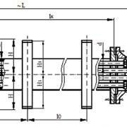 Теплообменник ТТРМ 57/108-10,0/4,0 фото