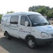 Мобильные весоповерочные лаборатории ГАЗ-2705 фото
