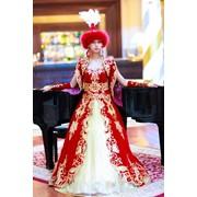 Пошив казахских национальных костюмов на заказ фото
