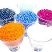 АБС-пластик дробленный различных цветов фото