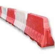 Пластиковые дорожные блоки фото
