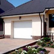 Ворота автоматические гаражные фото