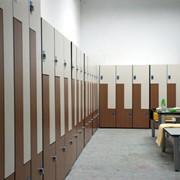 Шкафы для раздевалок фото