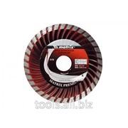 Диск алмазный отрезной Turbo, 200х22,2 мм фото