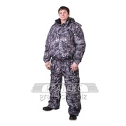 Костюм зимний Ястреб, куртка, полукомбинезон, тк. Duplex, цв. КМФ фото