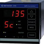 МЕТАКОН-515 быстродействующий универсальный ПИД-регулятор фото