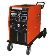 Сварочный полуавтомат инверторный Сварог Mig 2000 (J66) + ММА тележка фото