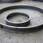 Форма крышки бетонного кольца КЦП 1-15 фото