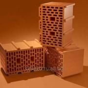 Блок керамический стеновой М 100 фото