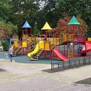 Дизайн детских площадок в г. Астана фото