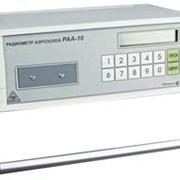 Радиометр радона аэрозольный РАА-10