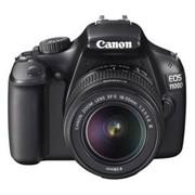 Цифровая зеркальная фотокамера Canon EOS 1100D Kit фото