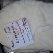 Термоварежки утепляющие для парафинотерапии (пара) цвет молочный фото