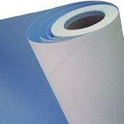 Бумага голубая фото