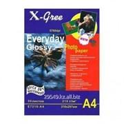 Фотобумага X-Gree 220 g/m2 50 list double side фото