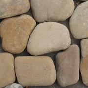 Песчаник галтованный (с закругленными краями) фото