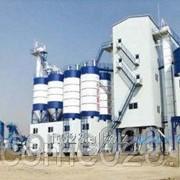 Бетонный завод HZS 180 фото