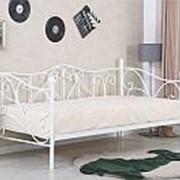 Кровать Halmar SUMATRA (белый)