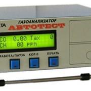 Газоанализатор для автомобилей Автотест 01.02 фото