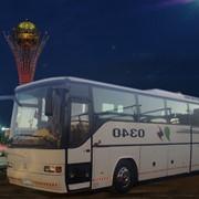 Аренда автобуса Mersedes 53 сидячих мест с водителем фото