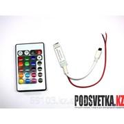 Мини 24 кнопочный контроллер с пультом ДУ для светодиодной ленты фото