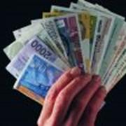 Операции с валютой фото