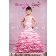 Нарядное детское платье 14-0183 фото