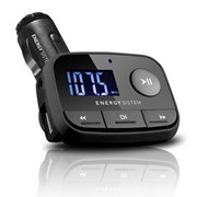 F2 CAR MP3 Energy Sistem FM-модулятор, Remote, Чёрный фото