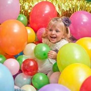 Детские праздники, оформление надувными шарами, на разную тематику, оригинальное оформление воздушными шарами, Киев фото