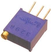 Резистор подстроечный 3296W 20K фото