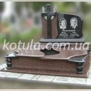 Изготовление надгробий из гранита Львов, надгробия по Вашим эскизам Львов фото